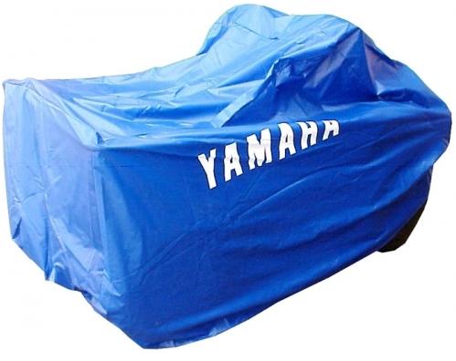 Housse de protection de quad marqu e yamaha for Housse pour quad